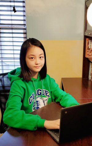 Photo of Michelle Zhang