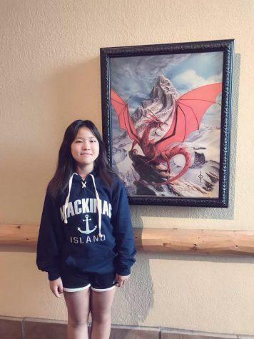 Photo of Ashley Han