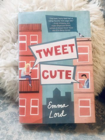 """Tweet Cute"" written by Emma Lord was released in January of 2020."