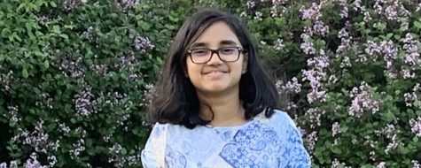 Rashi is a seventh-grader and has a variety of hobbies.
