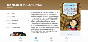 When Nooni finds something historic at her grandparents house, she has to find a way to uncover an ancient structure.