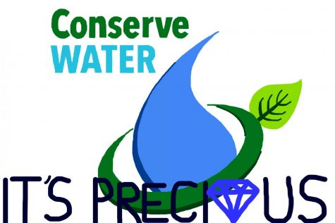 All living things need water to survive and lack of water can cause diseases and natural disasters.