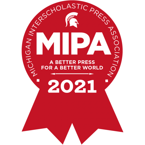 Clague Middle School won 31 awards from MIPA.