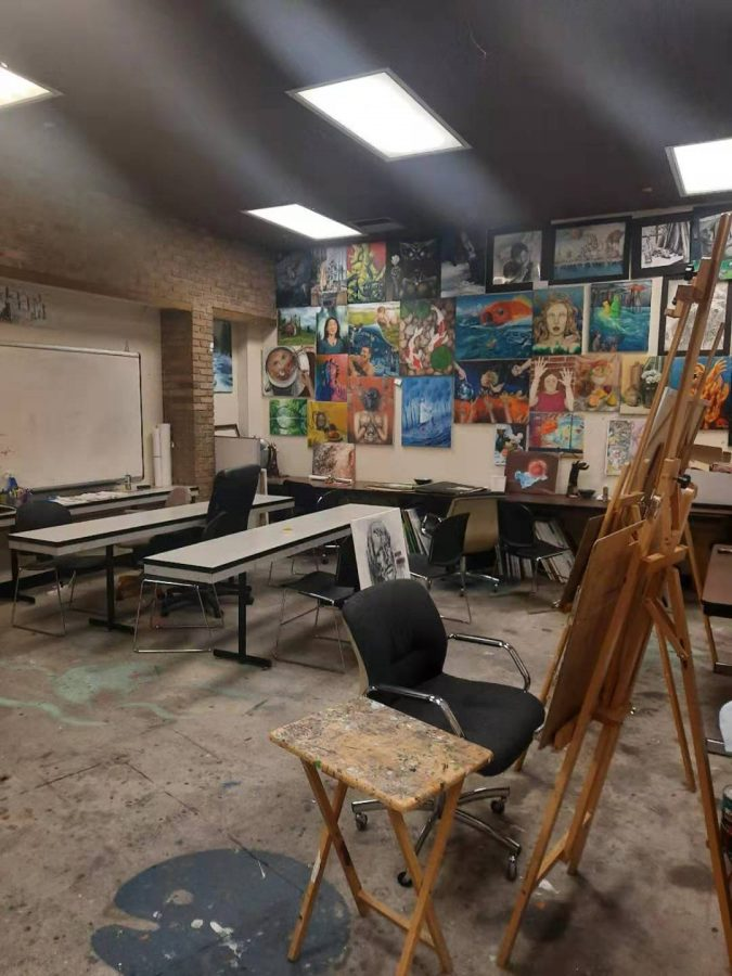 If you're interested in joining the Art Corner Studio, you can get more information at http://www.artcornerstudio.com/.