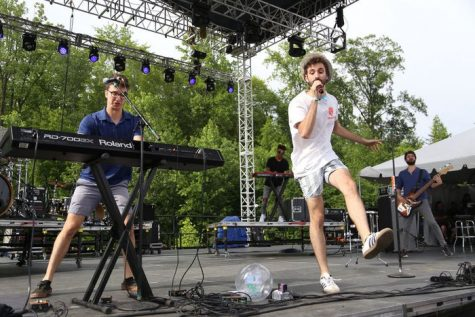 AJR is an American indie pop trio formed in 2005 and composed of three brothers; Adam, Jack, and Ryan Met.